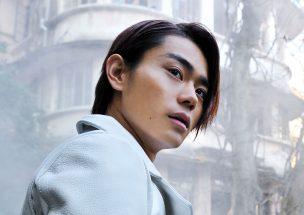 菅田将暉さんの美肌。
