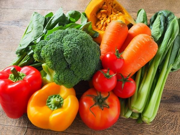 ファイトケミカルはすべての野菜や果物に含まれています
